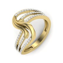 Antique And Fantasy Design Ring Jewelry Eternity Gift For Girlfriend Bri... - $439.99