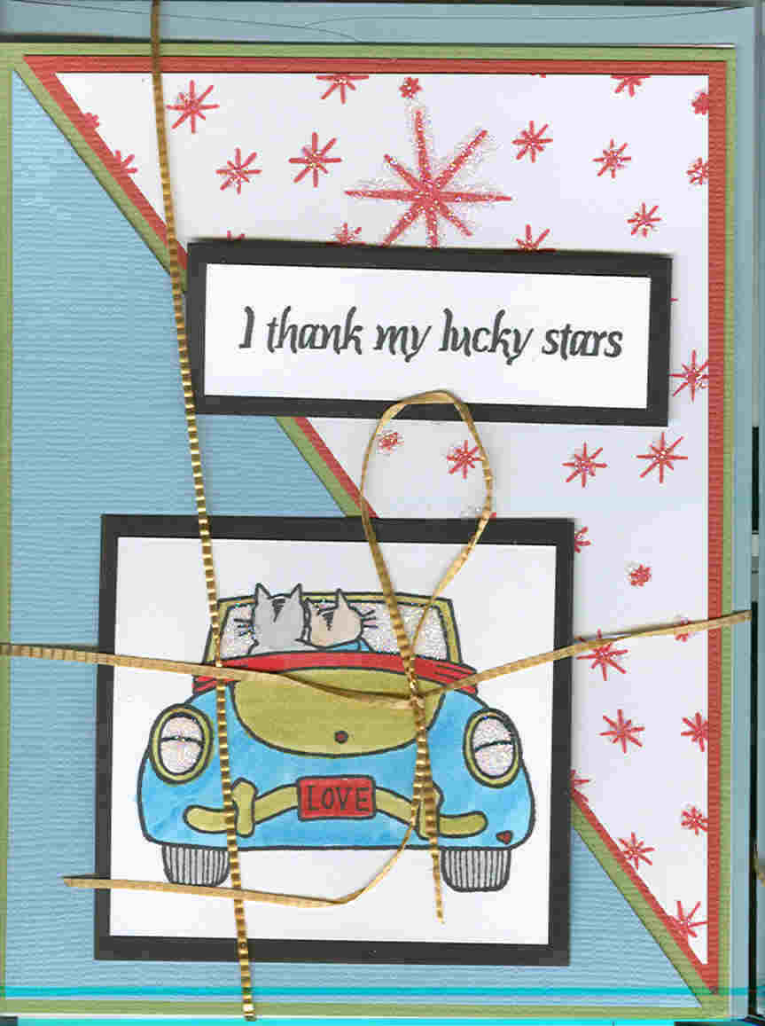 I thank my lucky stars best