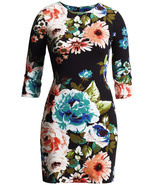 H&M Black Floral Dress Size XS – NWT - $20.00