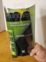 RUNLITES THE GLOVES WITH BUILT-IN LED LIGHTS SIZE XL - $19.95