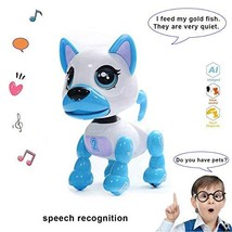 Interactive Puppy - Smart Pet, Electronic Robot Dog Toys for Age 3 4 5 6... - $21.47