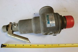 """Kunkle Valve 6010-GF01 Safety Relief Valve 1 1/4"""" 110psi New image 1"""