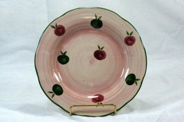 Franciscan 2004 Apple Pie Red Delicious Salad Plate - $5.54