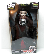 Silent Storm Gothic Doll Bleeding Edge Series 8 Silent Screen - $29.95