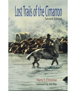 Lost Trails of the Cimarron - $21.95