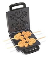 Disney Waffle Maker Mickey Mouse Ears Breakfast... - $59.95