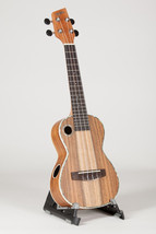 Boulder Creek Concert Ukulele UC11-NS solid Acacia Top - $226.71