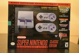 SNES Super Nintendo Classic Edition Console IN STOCK NOW! ON HAND - $130.89