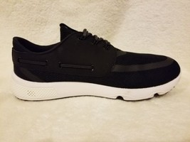 Sperry Top-Sider 7 Seas 3-Eye Sneaker Available in Black or Blue - $48.88