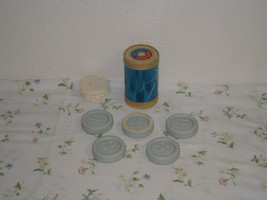 Vintage Avon Button Button 5 Special Occasion Fragranced Guest Soaps wit... - $9.75