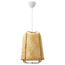 "IKEA KNIXHULT Pendant lamp 21"", Bamboo, 604.071.34 - BRAND NEW  - $79.19"