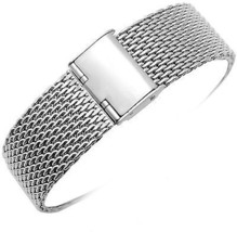 YISUYA 20mm Solid Milanese Mesh Stainless Steel Strap With Hook Buckle Classic - $36.16