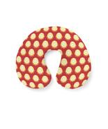 Iron Man Logo Avengers Superhero Inspired Travel Neck Pillow - $29.31 CAD+