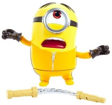 Minions: The Rise of Gru Mighty STUART With KUNG FU Action Figure NEW Mi... - $19.94