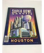 2004 Super Bowl XXXVIII Houston Official Game Program Patriots vs Panthers - $39.59