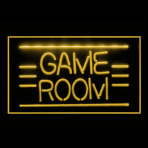 130011B Game Room Pinball Video DVD Poker Display Accessible LED Light Sign - $18.00