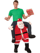 Forum Men's Special Delivery From Santa Costume, Multi, One Size - $112.12