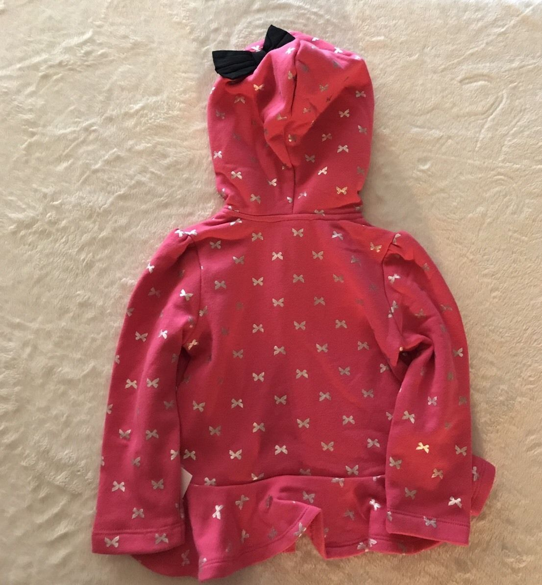 Kid's Disney Collection Jacket, Size 3T, Minnie Mouse, NWT
