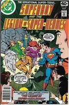 Superboy Comic Book #253 DC Comics 1979 NEAR MINT - $10.69