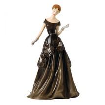 Royal Doulton Ramatuel Fashion Figurine 1950's Ball Gown V & A Museum Gi... - $110.88