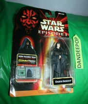 Hasbro Star Wars: Episode 1 - Darth Sidious Action Figure - $14.84