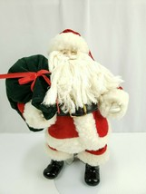Chadwick Miller Inc SANTA WITH LONG BEARD  About 14in tall - $20.74