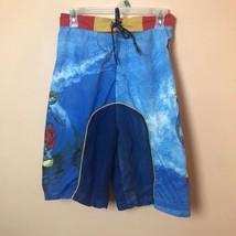 Chump Board Shorts Swim Trunks Boys 18  - $11.87