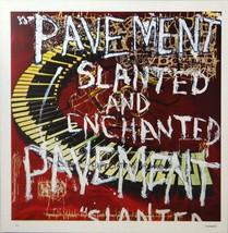 "Pavement - Slanted & Enchanted (Album Cover Art) - Framed Print - 16"" x 16"" - $51.00"