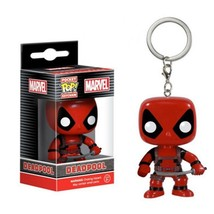 Funko Pocket Pop Keychain Marvel - Deadpool Vinyl Collectible Action Fig... - $6.48