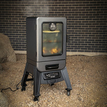 Digital Smoker Electric with LED Read Out Outdoor Camping Backyard Effic... - $220.85