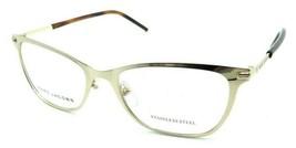 Marc Jacobs Rx Eyeglasses Frames Marc 64 TAV 53-17-140 Shiny Gold Havana - $70.56