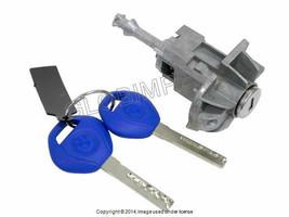 Bmw E46 (2001-2006) Door Lock Cylinder With Key Left (Driver Side) Genuine Oem - $153.25