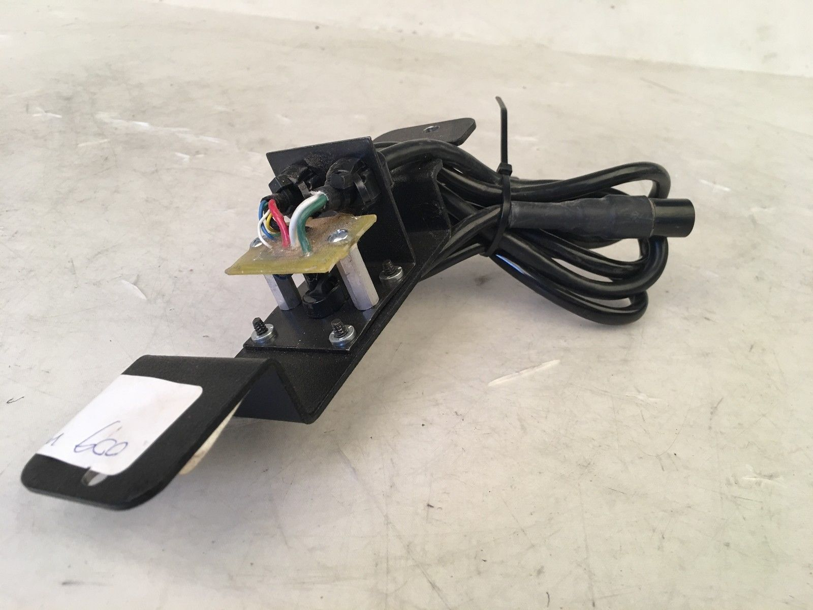 Control Wiring Harness w/ Bracket from Pride Quantum 600 Power Wheelchairs
