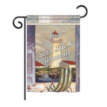 "Seas Life's - 13"" x 18.5"" Impressions Garden Flag - G191036 - $14.37"