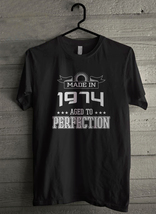 Agend to perfection - Custom Men's T-Shirt (3689) - $19.13+