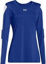Under Armour UA Block Party Jersey SM Royal - $49.49