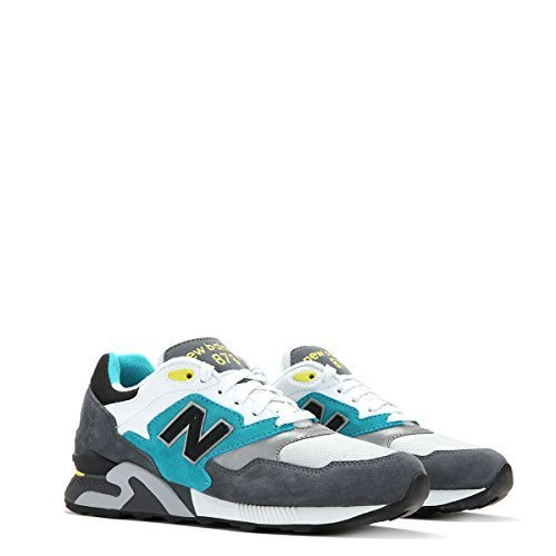 [ML878-ML878AAC] NEW BALANCE CLASSICS TRADITIONNELS MENS SNEAKERS NEW BALANCEGRE