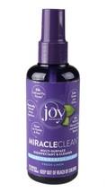 Joy Mangano MiracleClean 3.4 Oz Disinfectant Cleaner Fresh Linen Spray Bottle