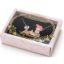 Palnart Poc x My Melody Necklace From Japan New Free Shipping - $57.81