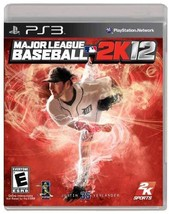 Major League Baseball 2K12 - Playstation 3 [PlayStation 3] - $0.01