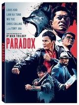 Wilson Yip Paradox DVD martial arts action Louis Koo, Yue Wu, Ka Tung Lam - $19.99
