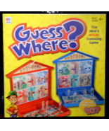 Guess Where Game - $16.00