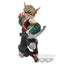 Banpresto My Hero Academia Battle Bakugou PVC Anime Action Figure Collectibles - $37.88