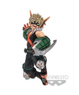 Banpresto My Hero Academia Battle Bakugou PVC Anime Action Figure Collec... - $37.88