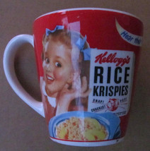 Vintage Kellogg's 2005 Reproduction Cereal Rice Krispies Large Collectib... - $13.99