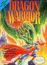 Dragon Warrior (Nintendo Entertainment System, 1989) - $4.45
