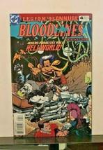 Legion' 93  Annual #4  1993 - $3.17