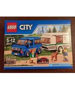 LEGO City 60117 VAN & CARAVAN  - $23.76
