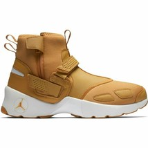 Nike Air Jordan Trunner LX High Men's Shoes Wheat Golden Harvest AA1347-725 - $99.95