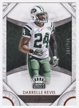 Darrelle Revis 2016 Panini Crown Royale Bronze Serial #'d/249 New York Jets - $0.99